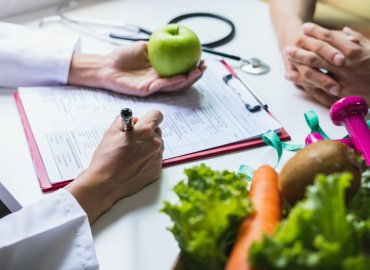 Dietician Services and Nutrition Counseling
