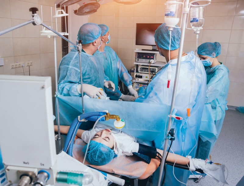 Kapalı Safra Kesesi Ameliyatları
